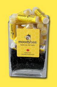 Moody Bee Lip Balm