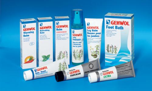 GEHWOL Foot Care Products